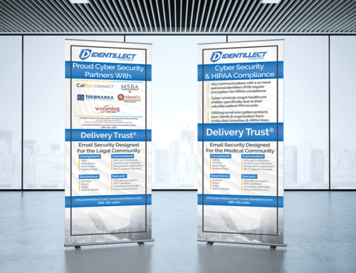 Identillect – Trade Show Roll Up Banners