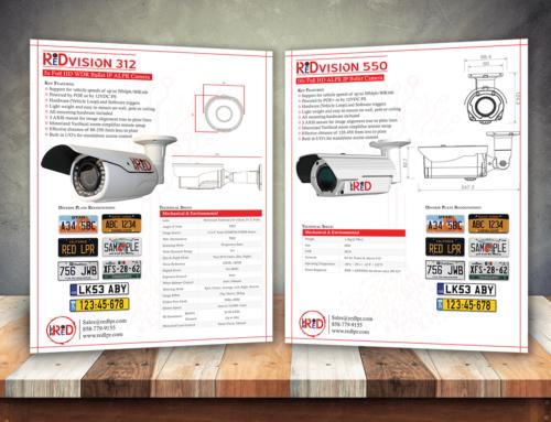 RED LPR – Product Spec Sheet